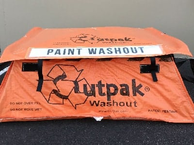 Paint Washout Products